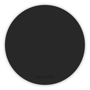 acoustIQ Grand Slam Practice Pad (Black)
