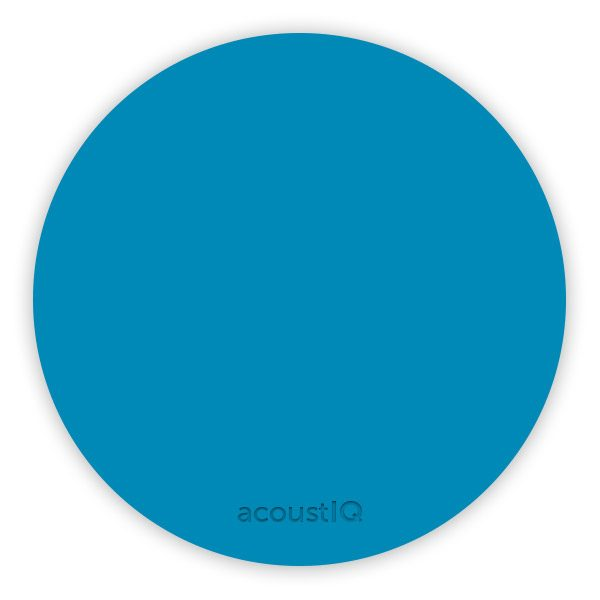 acoustIQ Grand Slam Practice Pad (Blue)