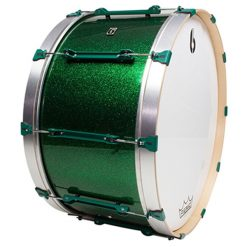 British Drum Co AXIAL Bass Drum