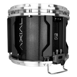 British Drum Co AXIAL Snare Drum (Cosmic Black Sparkle)